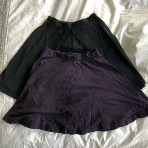 Pack of skater skirts